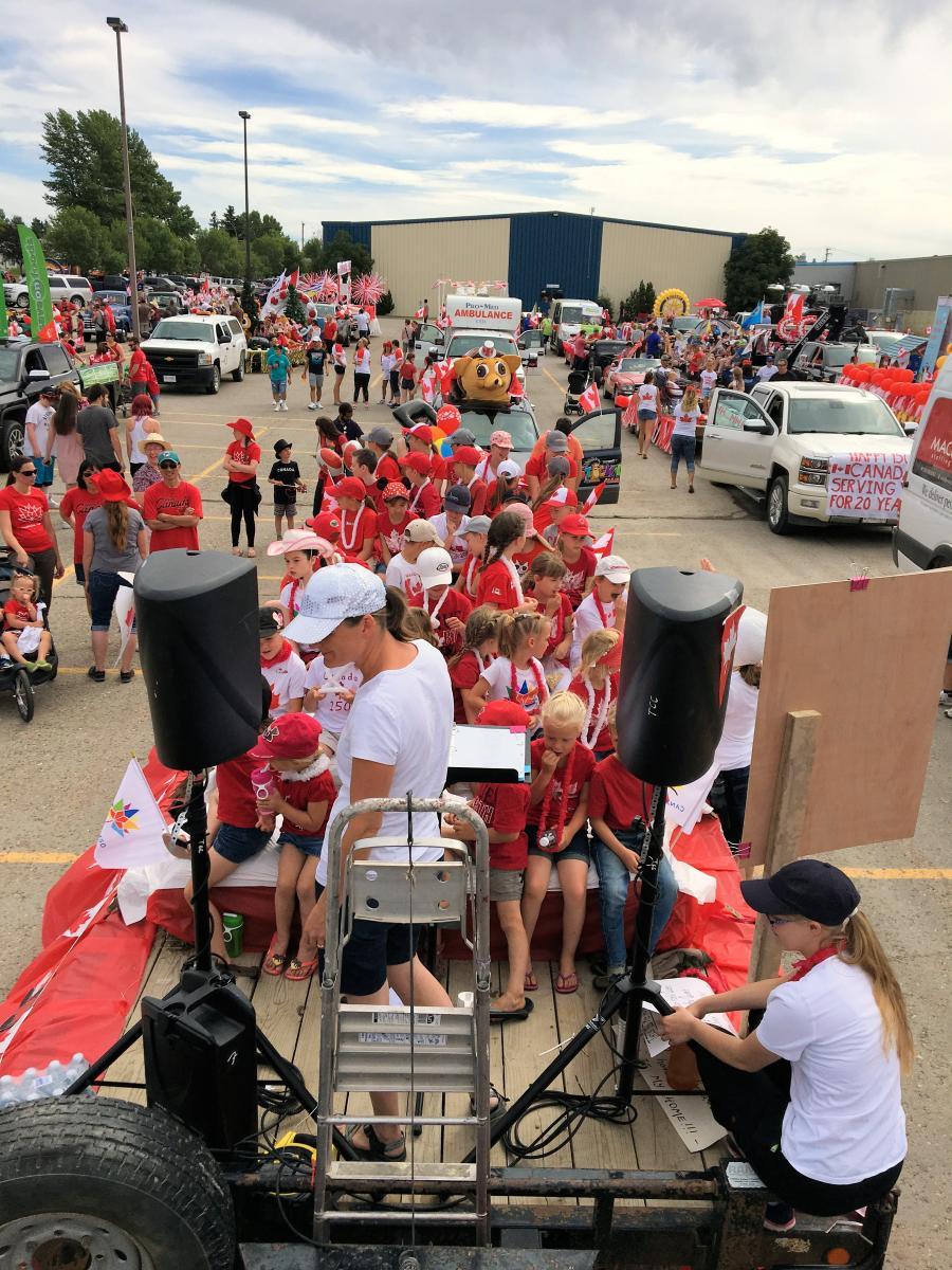 2017 Canada Day Parade